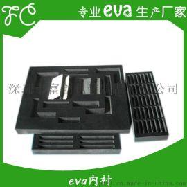 防静电黑色eva托盘 防静电eva冲压包装