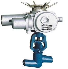 J961Y-320高压电动焊接截止阀