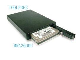MRA260DU 2.5寸外接硬盘盒