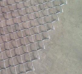 镀锌铁丝网 镀锌编织铁丝网 镀锌机械编织铁丝网厂家
