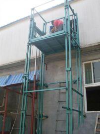 5吨导轨式升降平台 室外大吨位电动升降机 定做液压升降梯