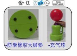 迷你型单孔电动充气泵,乳胶气球充气机