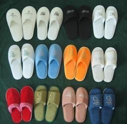 酒店客房用一次性拖鞋