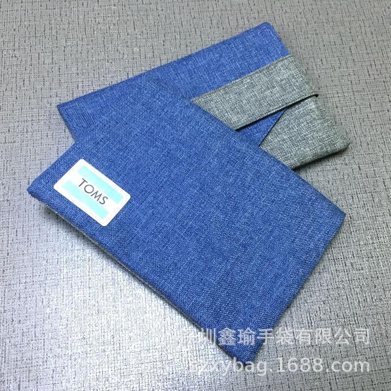 爆款促销赠品 毛毡手机包礼品钱包洗漱包 可定做多用包卡套定制