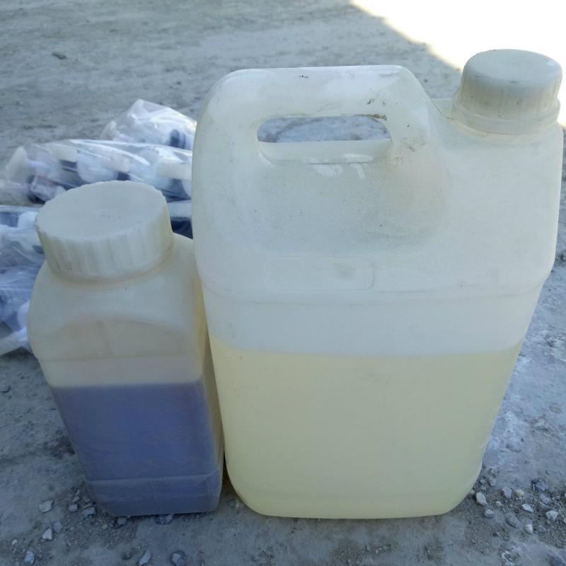 环氧树脂AB胶 水磨石地面空鼓修补方案 水泥砂浆开裂空鼓注浆材料