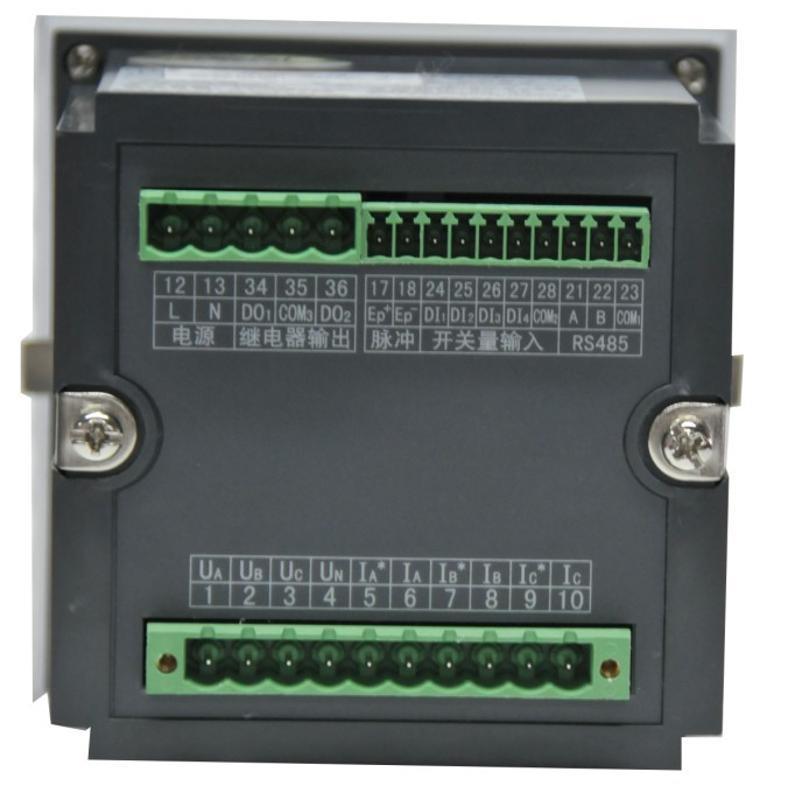 安科瑞ACR220ELH/SOE谐波多功能电表 带事件记录仪表