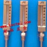 铜温度计 直立式温度计 管道温度计 4分接口