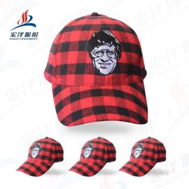 棒球帽  定制加工logo广告帽 户外遮阳帽子