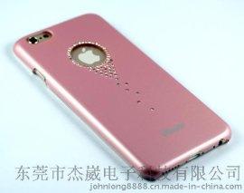 IML工艺厂家直销iphone6手机壳 imd模内注塑件加工