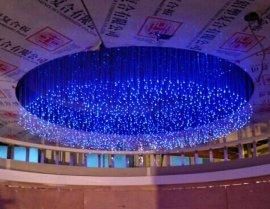 内蒙古大楼光纤灯、光纤灯的装饰效果