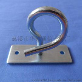 C型拉钩 S型固定件 皮线光缆外墙敷设挂钩 光纤布线耗材整套批发
