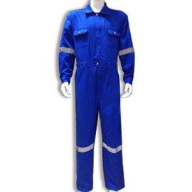 【优亿】厂家直销 芳纶蓝色阻燃服 灭火阻燃防护服 阻燃防护工作服