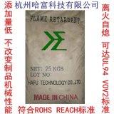 杭州哈富复合共聚PP 环保纳米阻燃剂 HF-V-FR8020
