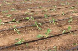 农用节水内镶圆柱型滴灌管 迷宫式滴灌带 贴片式滴灌带 多间距