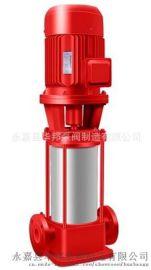 XBD-GDL立式多级消防泵  XBD喷淋泵