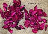 玫红色棉花壳 天然干花材料批量供应厂家直销量大从优