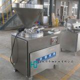 廣式臘腸灌腸機,30型液壓灌腸機灌製臘腸產量