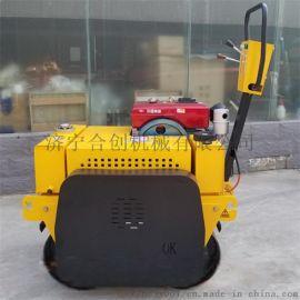 小型压路机使用方法 手扶双轮压路机参数