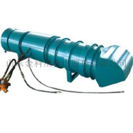 煤矿用湿式除尘器KCS-120Y矿用液压除尘风机