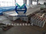 v125铝合金压型瓦楞铝板