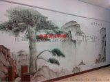 南昌文化墙彩绘手绘公司请认准南昌美佳彩绘!