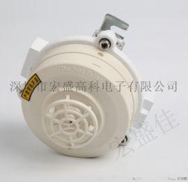 通用型防爆感烟火灾探测器连接火灾输入模块