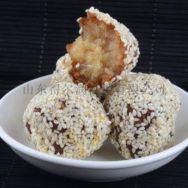 闻喜 K煮饼裹芝麻机 自动连续上糖裹芝麻生产线