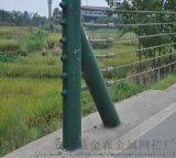 甘肃景区/绳索护栏//样式/原理/防腐性强防撞护栏