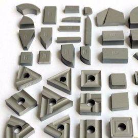 硬質合金刀片,紡織零件,不鏽鋼注射成型