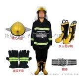 02款消防服,消防員滅火防護服