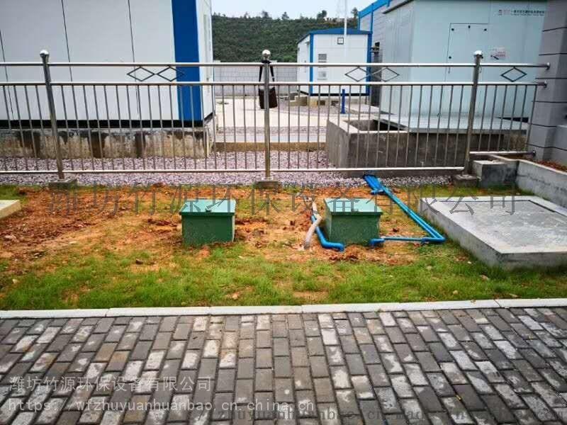 蕭山養豬廢水一體化污水處理設備