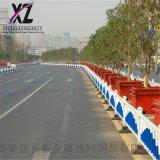 道路护栏工艺、道路护栏生产流程、市政道路护栏安装