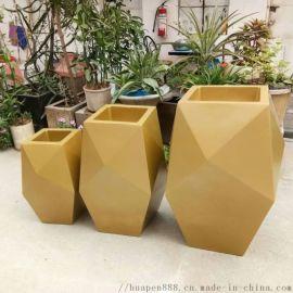 广东厂家直销肇庆 玻璃钢花盆专业定做