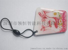ID滴胶卡制作,ID芯片滴胶卡,低频芯片滴胶卡