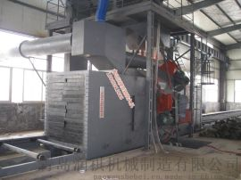 供应H型钢抛丸机/通过式抛丸机/铁板抛丸机图片/价格