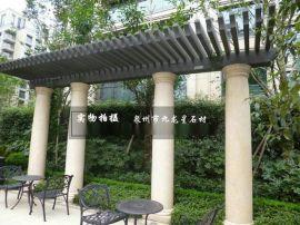 欧式罗马柱 室内装饰柱 埃及米黄圆柱厂家