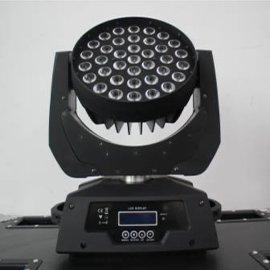 36颗全彩LED摇头灯  舞台灯光