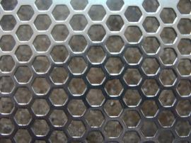 幕墙主体专用冲孔网数控冲孔网板包塑洞洞板多孔板厂家