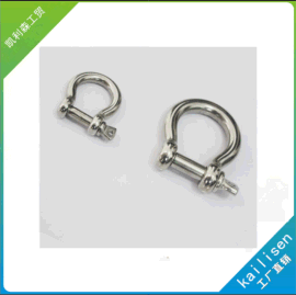 304/316不锈钢索具--卸扣(Stainless Steel Shackle)