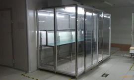供应威海净化工程的无尘室洁净棚安装