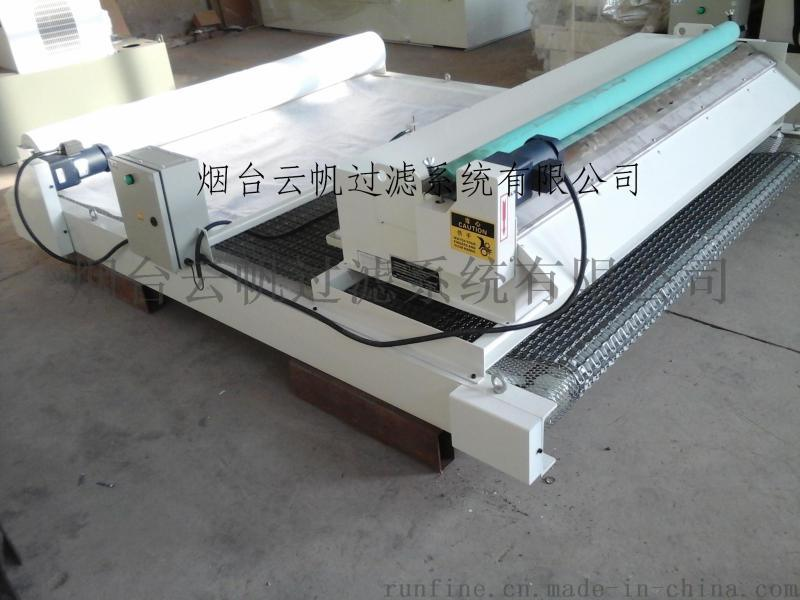 轧辊磨床平板式过滤机