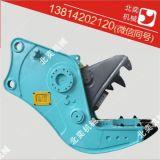 粉碎钳 常用挖掘机勾机钢筋混凝土快速破碎固定式液压钳