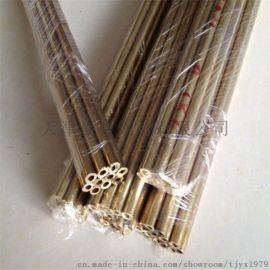 供应黄铜管 铜管 H62黄铜管 黄铜装饰管 铜方管