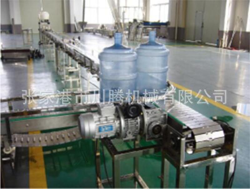 450型全自动大桶水灌装生产设备