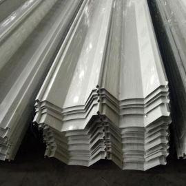 长春供应YX114-333-66型单板 0.3mm-1.0mm厚 彩钢屋面板/大跨度屋面板/宝钢海蓝角驰屋面板