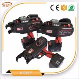 14.4V锂电九威钢筋捆扎机 建筑钢筋4-45MM