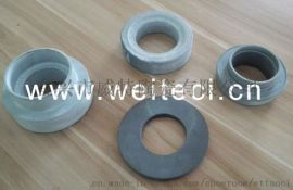 威特氮化硅陶瓷环陶瓷绝缘环绝缘垫