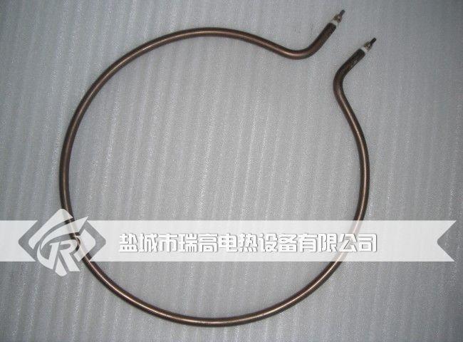 圓形電熱管