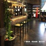 销售酒吧咖啡厅桌椅休闲餐厅桌椅定做新款