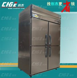 二手冷柜冰柜日本原装HOSHIZAKI4门冷冻库HF-120S3-ML转让